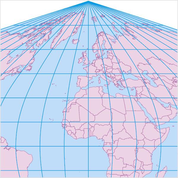 Weltkarte Vektorkarten, Bundle Karten Welt Vektor
