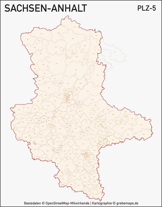 Sachsen-Anhalt Vektorkarte Landkreise Gemeinden PLZ-5, Landkarte Sachsen-Anhalt PLZ, Karte Vektor Sachsen-Anhalt, Karte Gemeinden Sachsen-Anhalt, Karte Landkreise Sachsen-Anhalt, Karte PLZ Sachsen-Anhalt, Karte Sachsen-Anhalt Vektor, Vektorkarte Sachsen-Anhalt, PLZ-Karte Sachsen-Anhalt