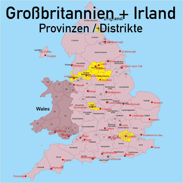 Nordirland Wales