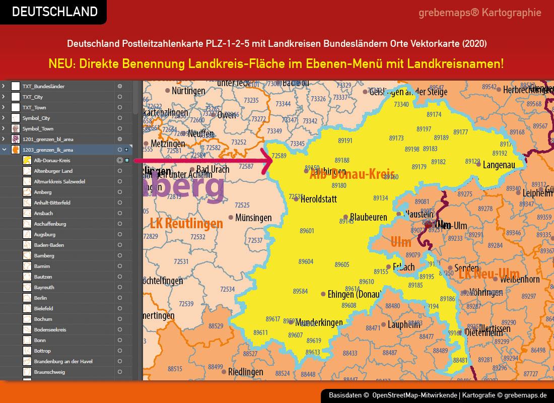 Gebiet karte plz 72 09599 Freiberg